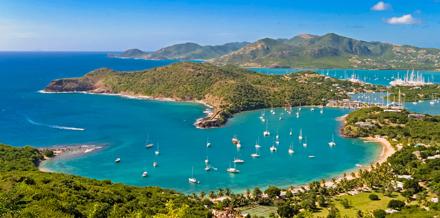 Caribbean Getaway - Antigua and Barbuda