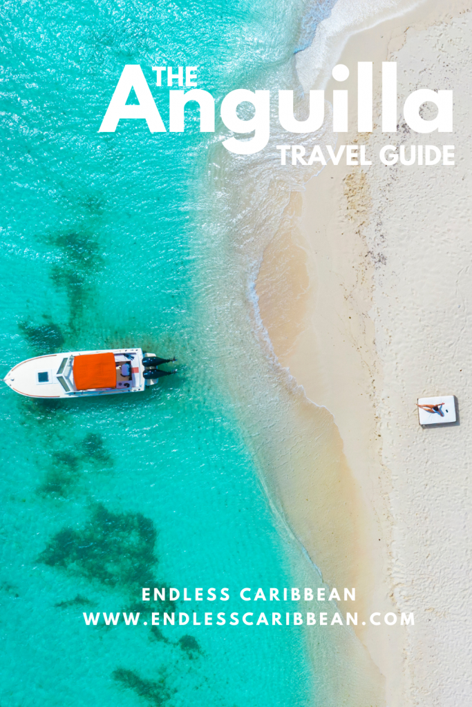 Pinterest Pin The Anguilla Travel Guide