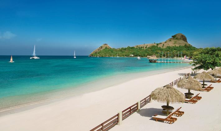 Caribbean Getaway - St. Lucia
