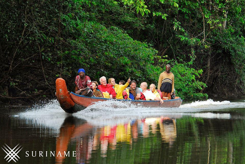 Caribbean Getaway - Suriname