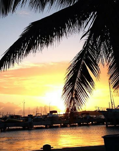 The Sweet Escape - A Caribbean Getaway