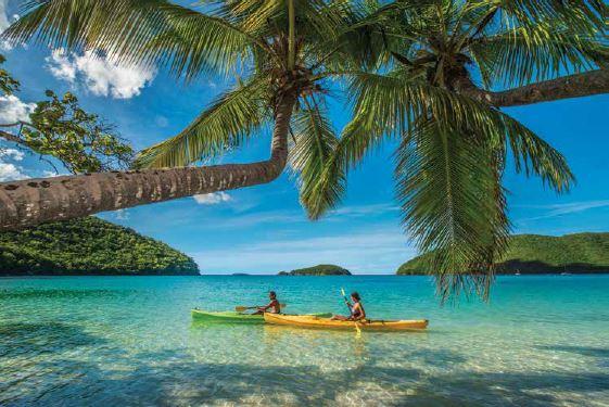Caribbean Getaway - United States Virgin Islands