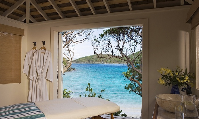 family resorts in the british virgin islands - caneel bay