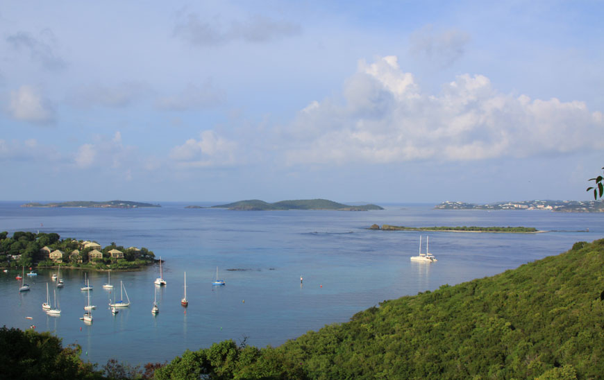 family resorts in the british virgin islands - estate lindholm