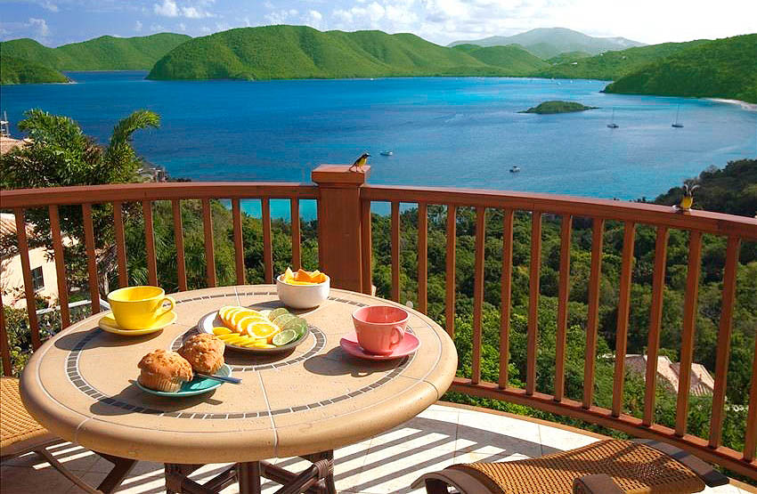 family resorts in the british virgin islands - gallows point