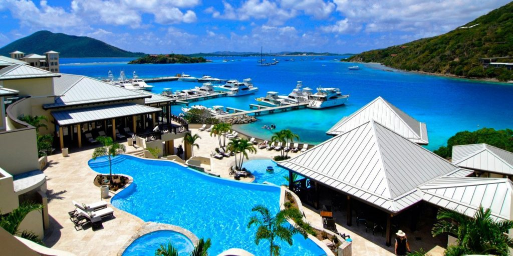 family resorts in the british virgin islands - scrub island