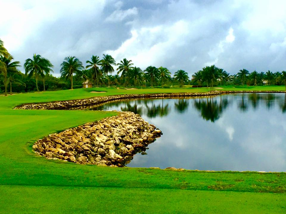 Blue Tip Golf Course - cayman islands golf courses