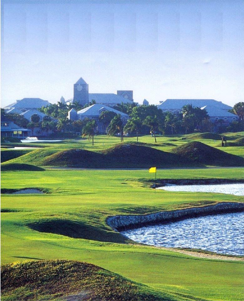 Britannia Golf Course - cayman islands golf courses