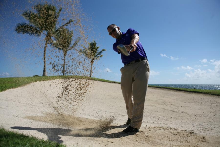 North Sound Golf Club - cayman islands golf courses