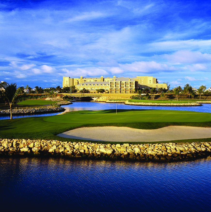cayman islands golf courses