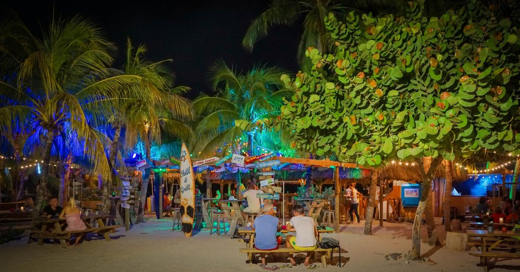 visiting curacao on a budget - entertainment