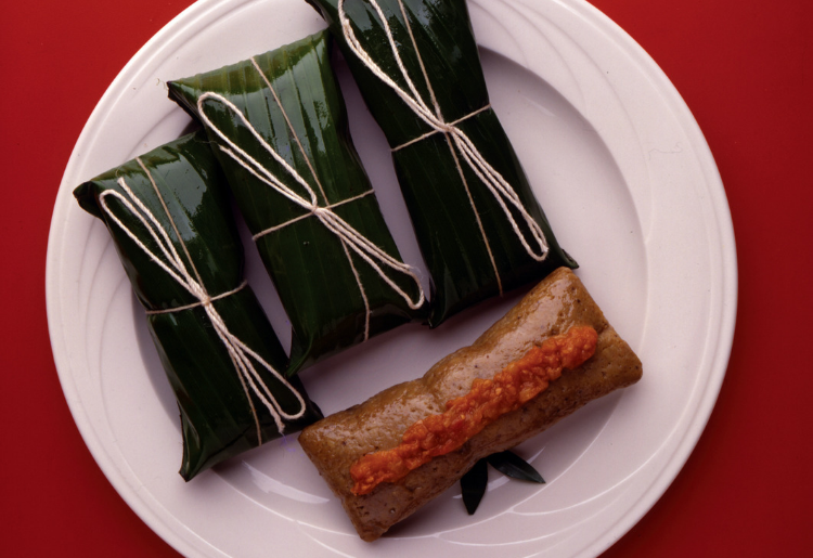 Popular Food in the Dominican Republic - Pasteles - Foodica