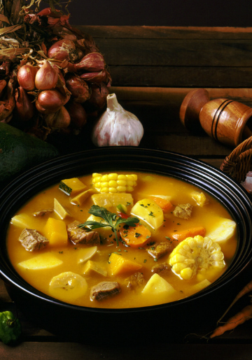 Popular Food in the Dominican Republic - Sancocho - Foodica