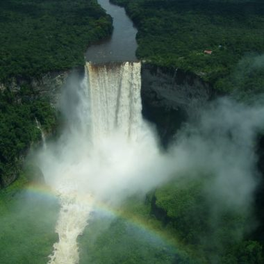kaieteur falls tours