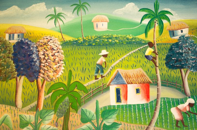 art galleries and museums in haiti