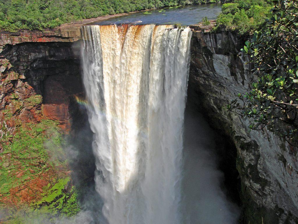 kaieteur falls tours - evergreen adventures