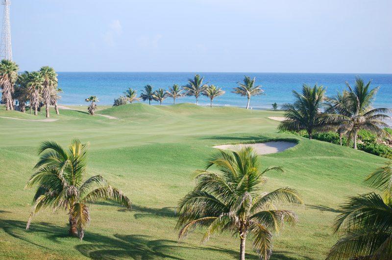 caribbean golf courses