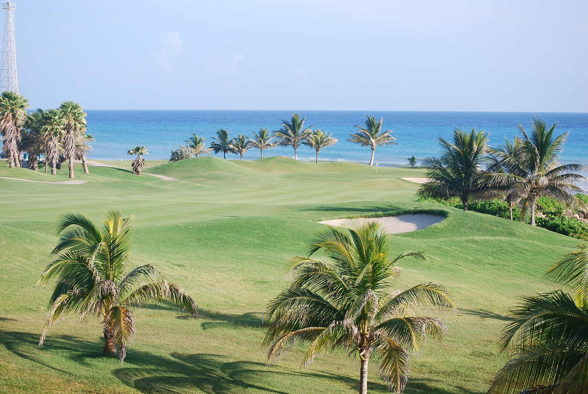 caribbean golf courses