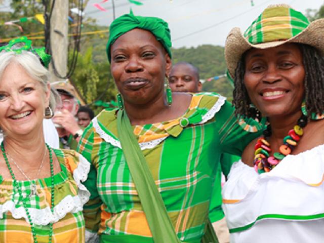 Saint Patrick's Festival in Montserrat