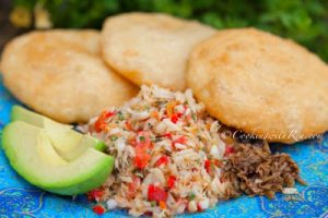 caribbean food blogs - cooking with ria