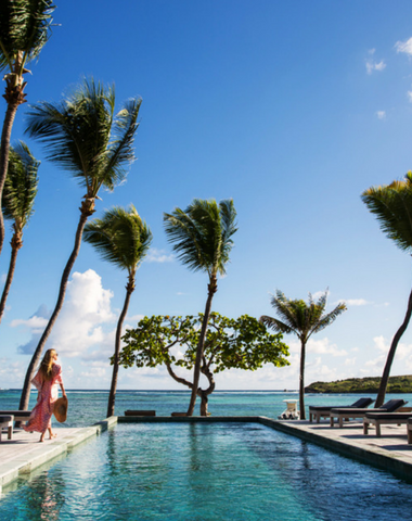 5 Luxury Resorts in St Barts
