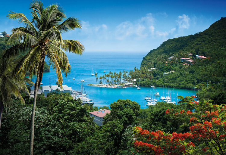 Endless Caribbean - The 10 Most Affordable Caribbean destinations for a Weekend Away - St. Lucia