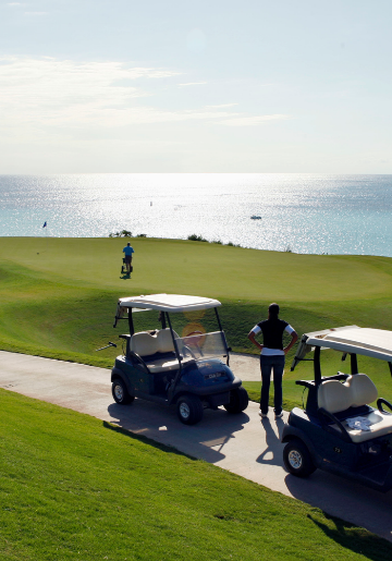 Endless Caribbean - Bermuda Welcomes the First PGA Tour Event
