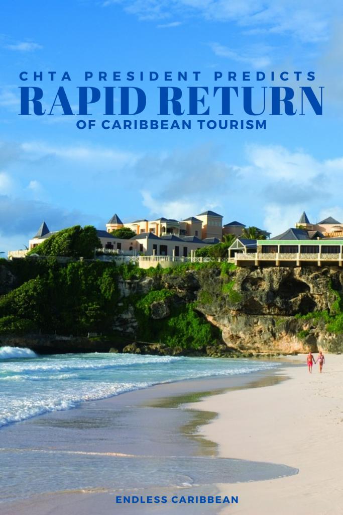 CHTA President Predicts Rapid Return of Caribbean Tourism