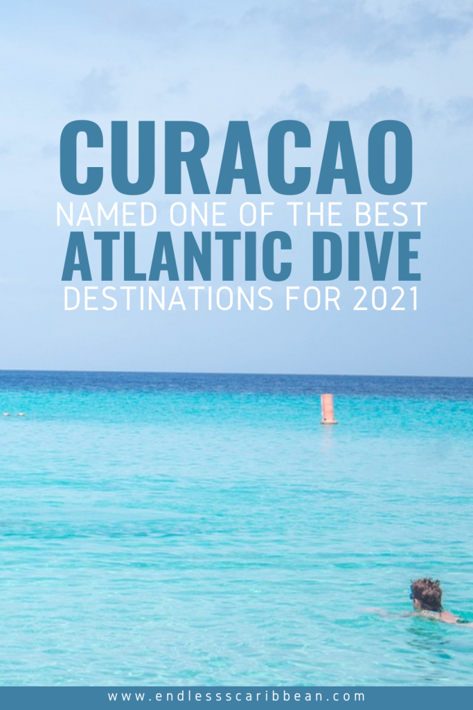 Curacao Named One of the Best Atlantic Dive Destinations for 2021