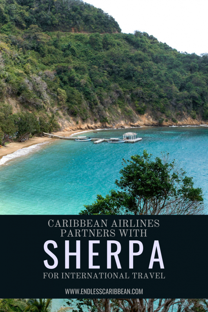 Caribbean Airlines Partners With Sherpa for International Travel