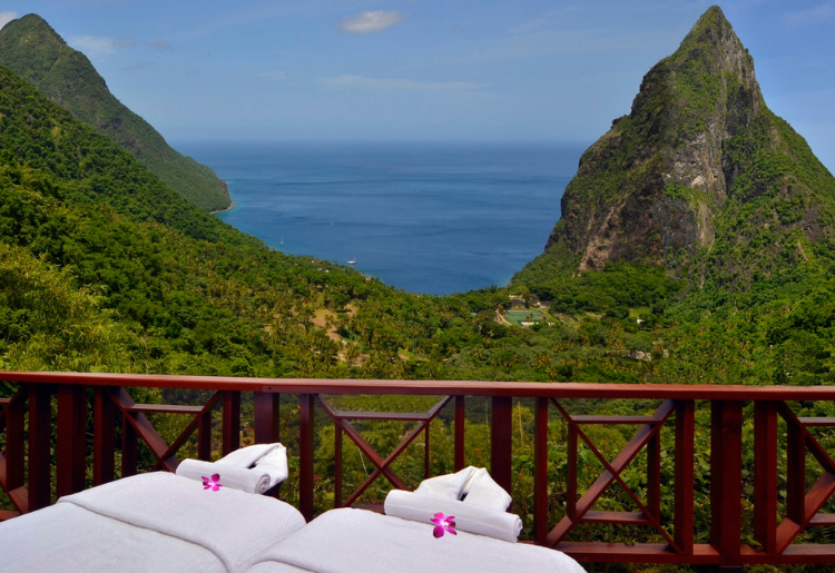 Endless Caribbean - Spa and Wellness Retreats in St. Lucia