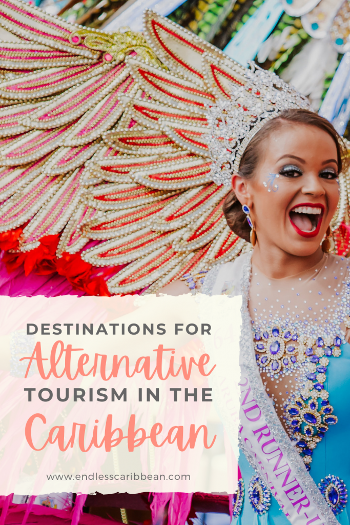 Destinations for Alternative Tourism in the Caribbean