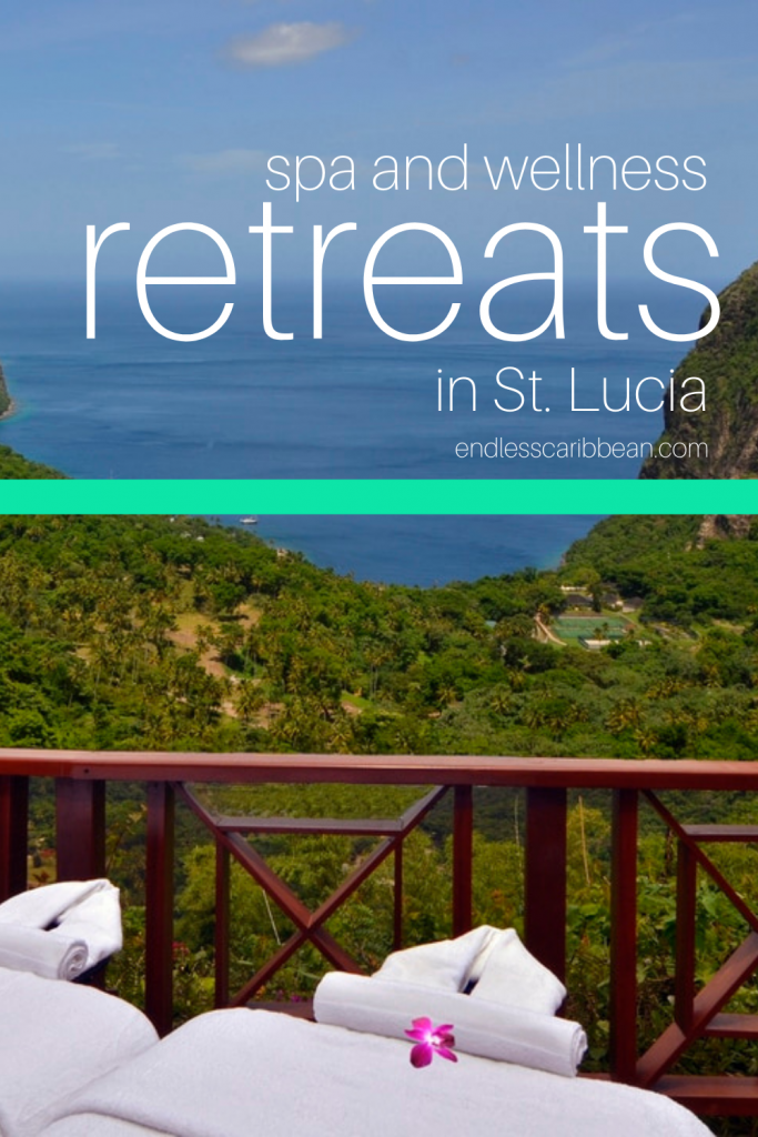 Spa and Wellness Retreats in St. Lucia