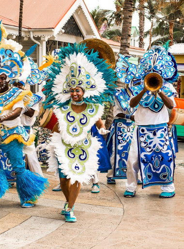 Endless Caribbean - Festive Caribbean Destinations Every Carnival Fanatic Should Visit