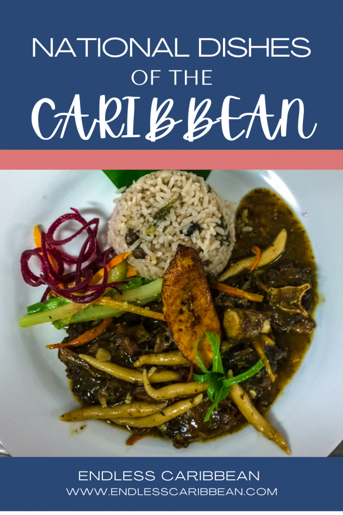 National Dishes of the Caribbean