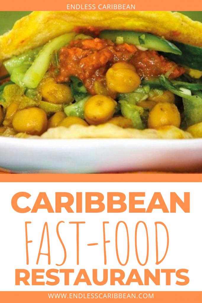 Pinterest Pin Caribbean Fast-Food Restaurants